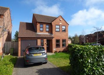 Thumbnail 3 bed detached house for sale in Pyke Hayes, Two Mile Ash, Milton Keynes, Bucks