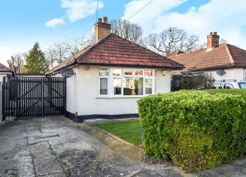 Thumbnail 3 bedroom detached bungalow for sale in Hazelwood Drive, Pinner