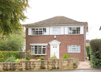Thumbnail 4 bed detached house for sale in North Lane, Roundhay, Leeds, West Yorkshire
