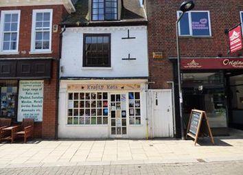 Thumbnail Retail premises to let in 33 High Street, Huntingdon
