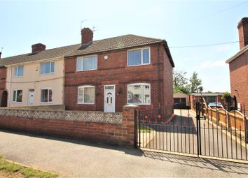 Thumbnail Semi-detached house for sale in King Georges Road, Rossington, Doncaster, South Yorkshire