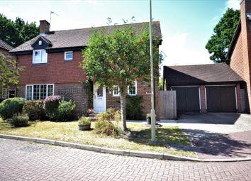 Ivar Gardens, Lychpit, Basingstoke RG24. 4 bed detached house