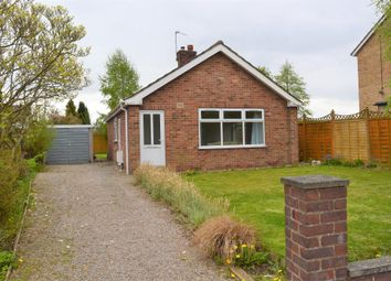 Thumbnail 2 bed detached bungalow for sale in Yarburgh Way, Badger Hill, York
