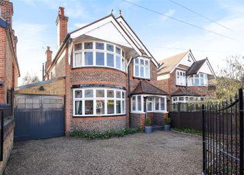 Thumbnail 4 bed detached house for sale in Uxbridge Road, Hampton