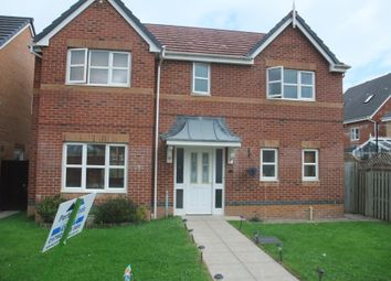 Thumbnail 4 bedroom detached house to rent in Golwg Y Waun, Parc Bryn Heulog, Birchgrove. Swansea.