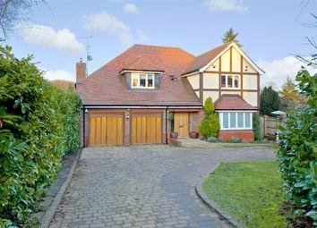 Thumbnail 5 bedroom detached house for sale in The Warren, Radlett, Hertfordshire