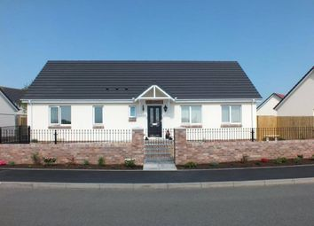 Thumbnail 3 bed detached bungalow for sale in Plot 6 Beaconing Fields, Neyland Road, Steynton, Milford Haven