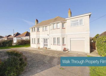 Thumbnail 5 bed detached house for sale in Coast Road, Pevensey Bay, Pevensey