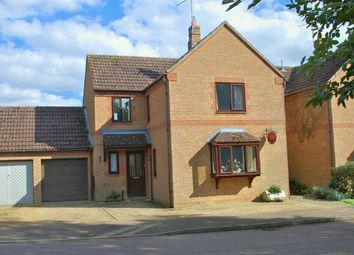Thumbnail 4 bed detached house for sale in Pound Lane, Bugbrooke, Northampton