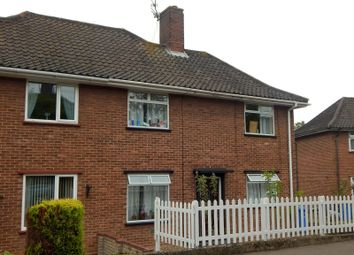 Thumbnail 4 bedroom semi-detached house to rent in Wheatley Road, Norwich