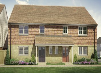 """Thumbnail 3 bed property for sale in """"The Hawkenbury"""" at Avocet Way, Ashford"""