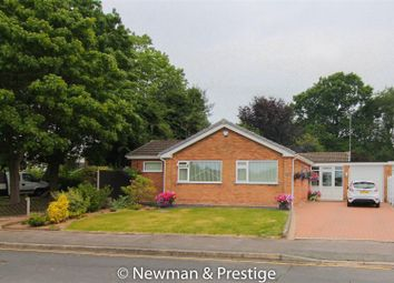 Thumbnail 3 bed detached bungalow for sale in Aldrin Way, Coventry