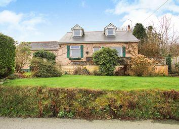 Thumbnail 4 bed bungalow for sale in Clann Lane, Lanivet, Bodmin