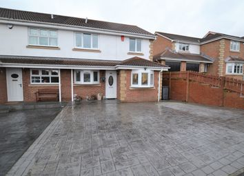 3 bed semi-detached house for sale in Embleton Drive, Chester-Le-Street, Co.Durham DH2