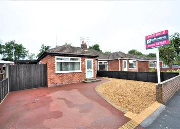 Thumbnail 3 bed semi-detached bungalow for sale in Polperro Drive, Freckleton, Preston, Lancashire