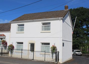 Thumbnail 4 bed semi-detached house to rent in Betws Road, Betws, Ammanford