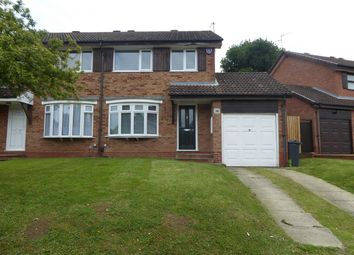 Thumbnail 3 bed semi-detached house for sale in Rea Valley Drive, Northfield, Birmingham