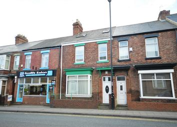 Thumbnail 4 bed flat to rent in Chester Road, Sunderland, Tyne And Wear