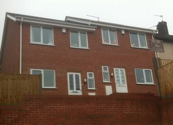 Thumbnail 3 bed town house to rent in 15, Linby Close, Gedling