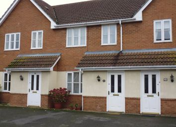Thumbnail 3 bed terraced house for sale in Daubeney Avenue, Saxilby, Lincoln