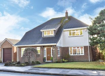 Thumbnail 4 bed detached house for sale in Finlay Rise, Milngavie, East Dunbartonshire