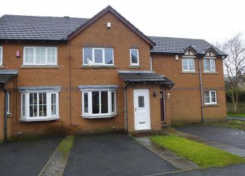 Thumbnail 2 bed mews house for sale in Langley Court, Hadfield, Glossop