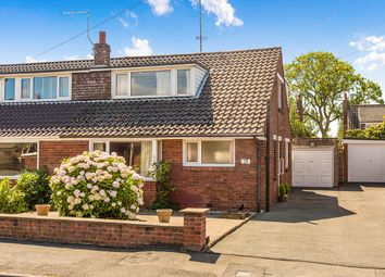 Thumbnail 3 bed semi-detached house for sale in Westerlong, Lea, Preston