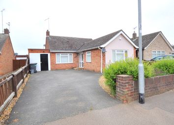 Thumbnail 3 bed detached bungalow for sale in Gunthorpe Road, Peterborough