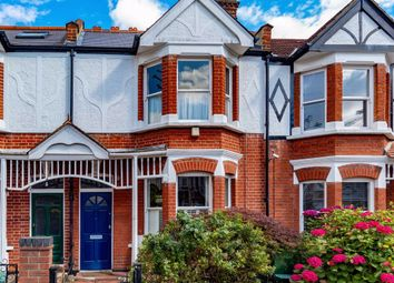 Dudley Gardens, London W13. 3 bed terraced house