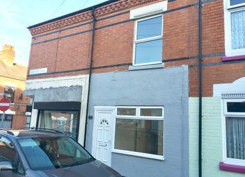Thumbnail 3 bed terraced house for sale in Eggington Street, Evington