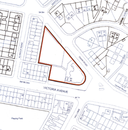 Thumbnail Land for sale in Victoria Avenue / Chain Road, Blackley, Manchester