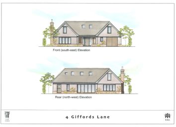 Thumbnail 4 bedroom detached house for sale in Wickham House Bungalows, Wickhambrook, Suffolk