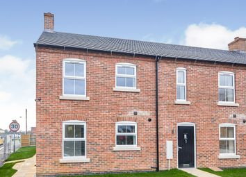 Thumbnail 2 bed town house for sale in Derby Road, Hilton, Derby