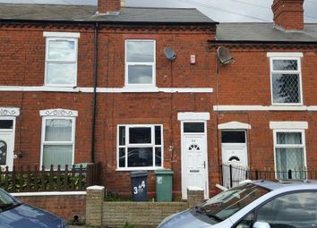 Thumbnail 3 bedroom terraced house to rent in Ida Road, Walsall, West Midlands