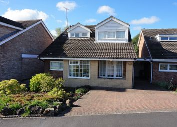 Thumbnail 3 bed detached house for sale in Winchester Way, Ashby-De-La-Zouch