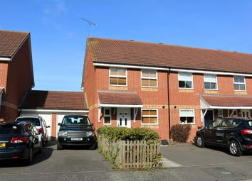 Thumbnail 3 bedroom end terrace house to rent in Village Close, Hoddesdon