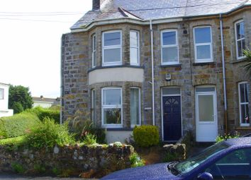 Thumbnail 2 bed flat to rent in Penhallow Road, Newquay