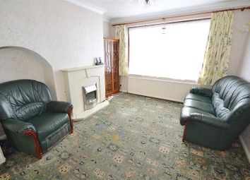 Thumbnail 3 bedroom end terrace house for sale in Cowper Road, Rainham