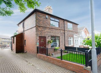 Thumbnail 2 bed semi-detached house for sale in Moorside Road, Drighlington, Bradford, West Yorkshire