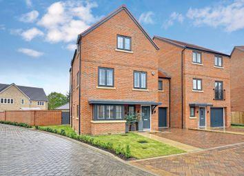 Badger Way, Brampton, Huntingdon. PE28. 4 bed semi-detached house