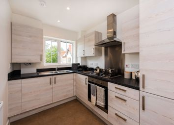 Thumbnail 2 bedroom end terrace house for sale in Northiam Road, Staplecross, East Sussex