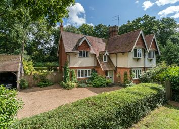 Thumbnail 3 bed semi-detached house for sale in Hever Road, Hever, Edenbridge