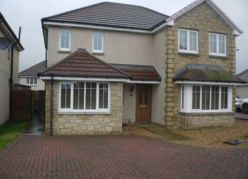 Thumbnail 4 bed detached house to rent in Baxter Road, Crossgates, Fife
