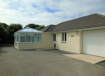 Thumbnail 2 bedroom detached bungalow for sale in Nanturras Way, Goldsithney, Penzance, Cornwall.
