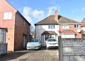 Thumbnail 3 bed property to rent in Stanford Road, Wolverhampton