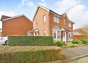 Thumbnail 4 bed detached house for sale in De Havilland Close, Hawkinge, Folkestone