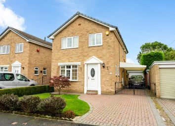 Thumbnail 4 bed detached house for sale in Barons Crescent, Copmanthorpe, York