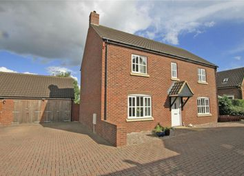 Thumbnail 5 bed detached house for sale in 8 Shepherds Drove, West Ashton, Wiltshire