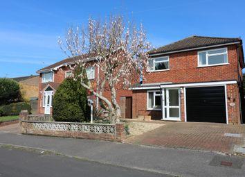 Thumbnail 3 bed detached house for sale in Matthews Close, Bedhampton, Havant
