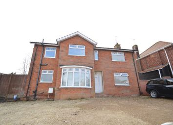 Thumbnail 4 bed detached house for sale in Long Lane, Shirebrook, Mansfield